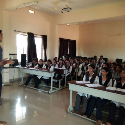 Training on Maths and Numerical Ability by Sri. Ananth, Assistant Prof. Bhuvanendra College, Karkala