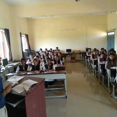 Training on GK and Current Affairs by Prashanth N. (Placement Officer)